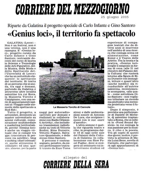 Articolo Corriere Mezzogiorno copia.jpg - 144kB