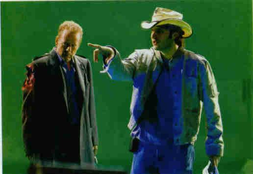 Bruce Willis e Robert Rodriguez.jpg - 12kB