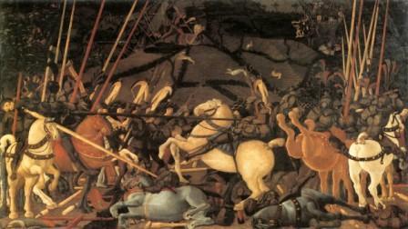 battaglia di san romano_Paolo Uccello.jpg - 26kB